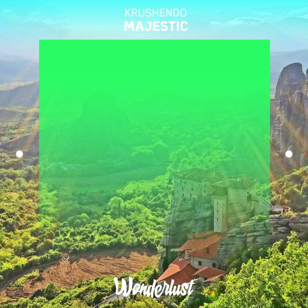 Krushendo - Majestic - Cover