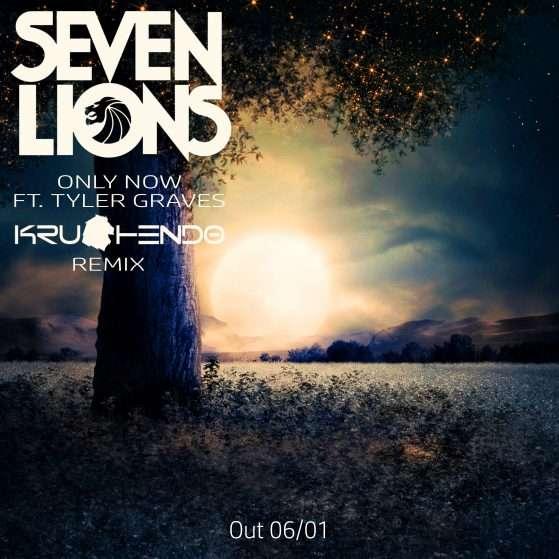 Krushendo remix of Seven Lions Only Now